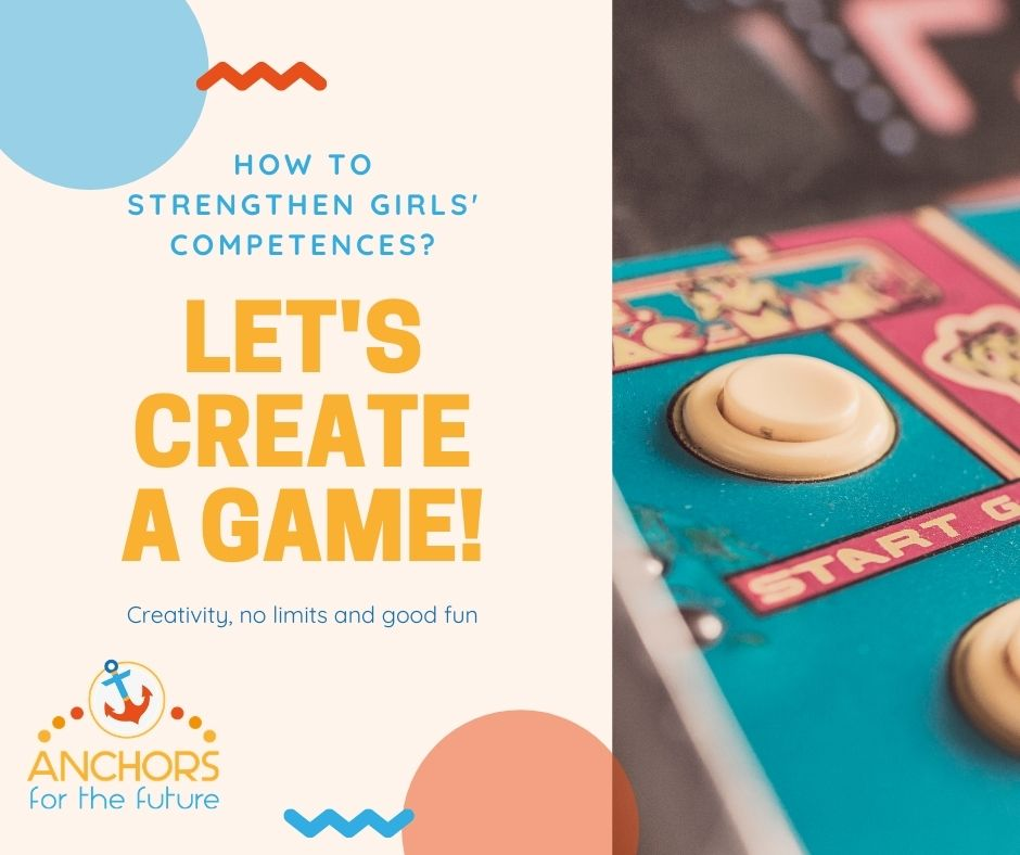 We will create the Anchors Game!
